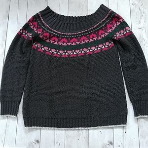 Large Maurices Sweater